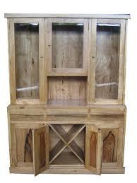mango wood kitchen cabinets mango wood buffet and hutch kitchen dresser 3 glass doors 3 wooden