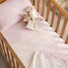 luxury seersucker kids bed set