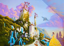 Trompe L Oeil Wallpaper by Murals Trompe L U0027oeil Mural Kids Murals