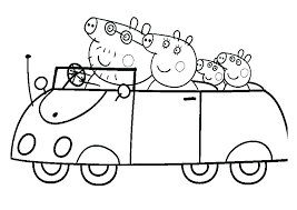 peppa pig valentines coloring pages coloring pages peppa pig www glocopro com