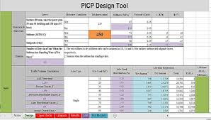 Paving Slab Calculator Design by Software Programs Interlocking Concrete Pavement Institute