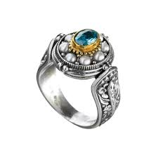 ring gold gregoria ring gold silver jewelry the ancient home