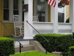 porch railings with curved balusters house parts we love