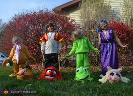 Muppet Halloween Costumes Muppets Costumes Photo 2 5