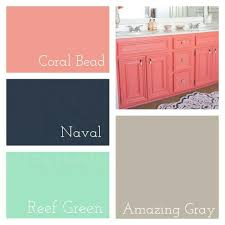 Best Coral Paint Color For Bedroom - best 25 coral bathroom ideas on pinterest coral bathroom decor