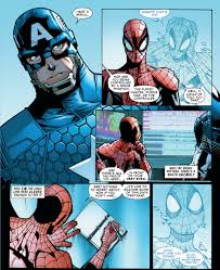 avengers submit superior spider man scan comicnewbies