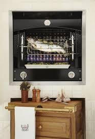 la cornue kitchen designs built in oven flamberge rotisserie by la cornue