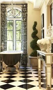 Best CHECKERBOARD TILE PATTERN Images On Pinterest Homes - Italian designer bathrooms