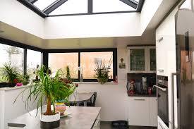 ouvrir cuisine ouvrir la cuisine sur le salon 2 une v233randa pour agrandir sa