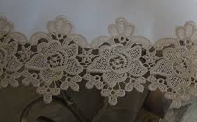 gold lace table runner rose lace table runner dresser scarf 54 soft gold white doily
