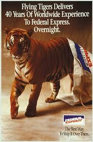 flying tigers makes fedex an international fedex