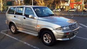 ssangyong musso 602el 4x4 camioneta 5cil diesel 146 000 00 en