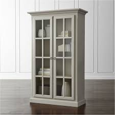 Narrow Entryway Cabinet Storage Cabinets And Display Cabinets Crate And Barrel