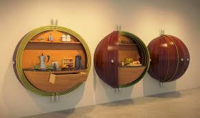 unique cabinets kitchen designs spherical kitchen cabinets dining table http