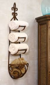 decorative towel racks for bathrooms best bathroom decoration
