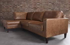 Leather Chaise Sofa Creative Of Leather Chaise Sofa Sectional Sofas Leather And Fabric