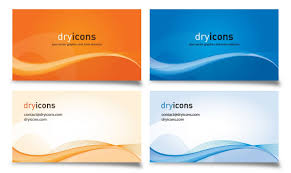 design post cards business card