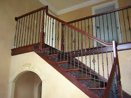 Stair Banister Installation Baby Nursery Exciting New Staircase Railing Best Ideas Design
