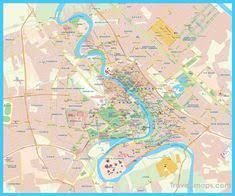 baghdad on a map cool map of baghdad travelsmaps baghdad