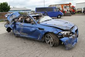 p1 crash bmw m5