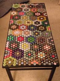 bottle cap table designs bottle cap designs for every man to try page 2 mutually