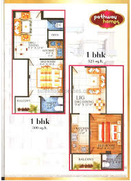2 bhk apartment flat for sale in pathway homes sector 4 greater
