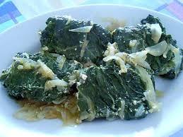 cuisiner des feuilles de blettes recette d involtini de feuilles de blettes