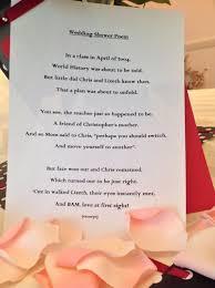 wedding shower poems bridal shower speeches wedding shower custom poemtoast shower