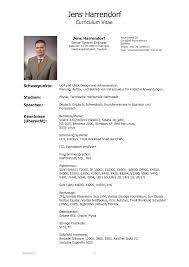Sample Formal Resume by Resume Sample Of Formal Resume