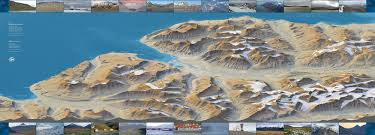 3d Map Of The World by 3d Map Of Longyearbyen And Surroundings Norwegian Polar Institute