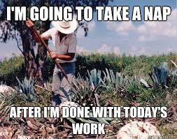 Take It Easy Mexican Meme - deluxe take it easy mexican meme i m going to take a nap after i m