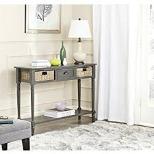 Safavieh Console Table Amazon Com Safavieh American Homes Collection Chandra Console