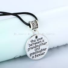 grandmother and granddaughter necklaces family necklace forever pendant jewellery