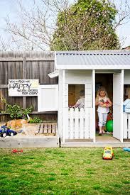 Back Yard House Best 25 Cubby Houses Ideas On Pinterest Kids Cubby Houses Diy