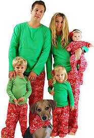 bears matching family pajamas for couples pjs his and
