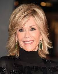 medium layered hairstyle for women over 60 jane fonda 2014 want this hair http scorpioscowl tumblr com