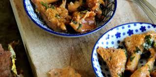 cuisine girolles girolles à l ail et au persil facile recette sur cuisine actuelle