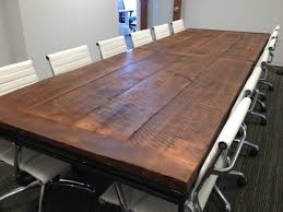 wood conference tables for sale awesome popular of live edge conference table with wood conference