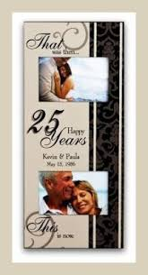 25 year anniversary gift ideas for 25 year anniversary gift silver wedding anniversary custom gift for
