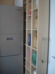 étagère à roulettes cuisine aménager un meuble d épicerie a roulettes idées maison
