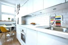 carrelage design cuisine carrelage metro blanc hopehousebabieshome info