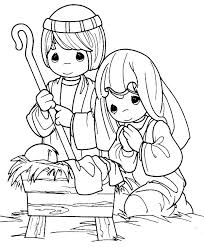 baby jesus kids free coloring pages art coloring pages