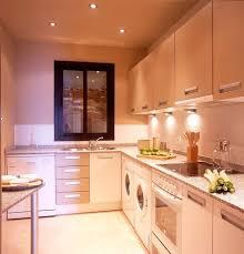 White Galley Kitchen Pictures Kitchen Classic White Galley Kitchen Design With Black Matble
