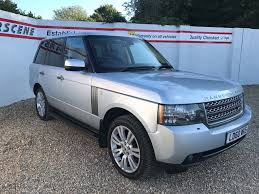 blue range rover vogue used land rover range rover suv 3 6 td v8 vogue 5dr in norwich