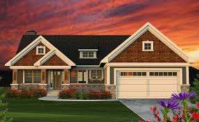 2 bed craftsman ranch home plan 89954ah architectural designs