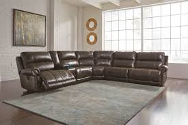 Motion Recliner Sofa by Reclining Leather Sectionals
