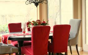 Fitted Dining Room Chair Covers by Dining Room Making Dining Room Chair Covers Design Beautiful