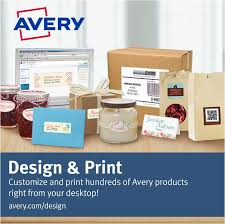 avery design pro free software for easy printing of avery products business wire