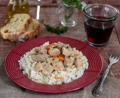cuisiner la blanquette de veau blanquette de veau à l ancienne recette de blanquette de veau à l