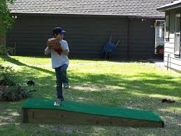 picture of backyard wiffle ball outdoor furniture